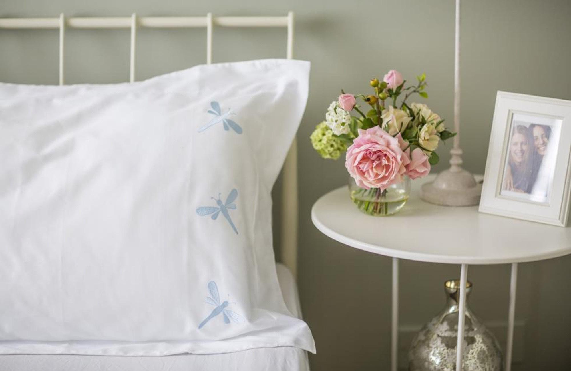 Dragonflies Pillow