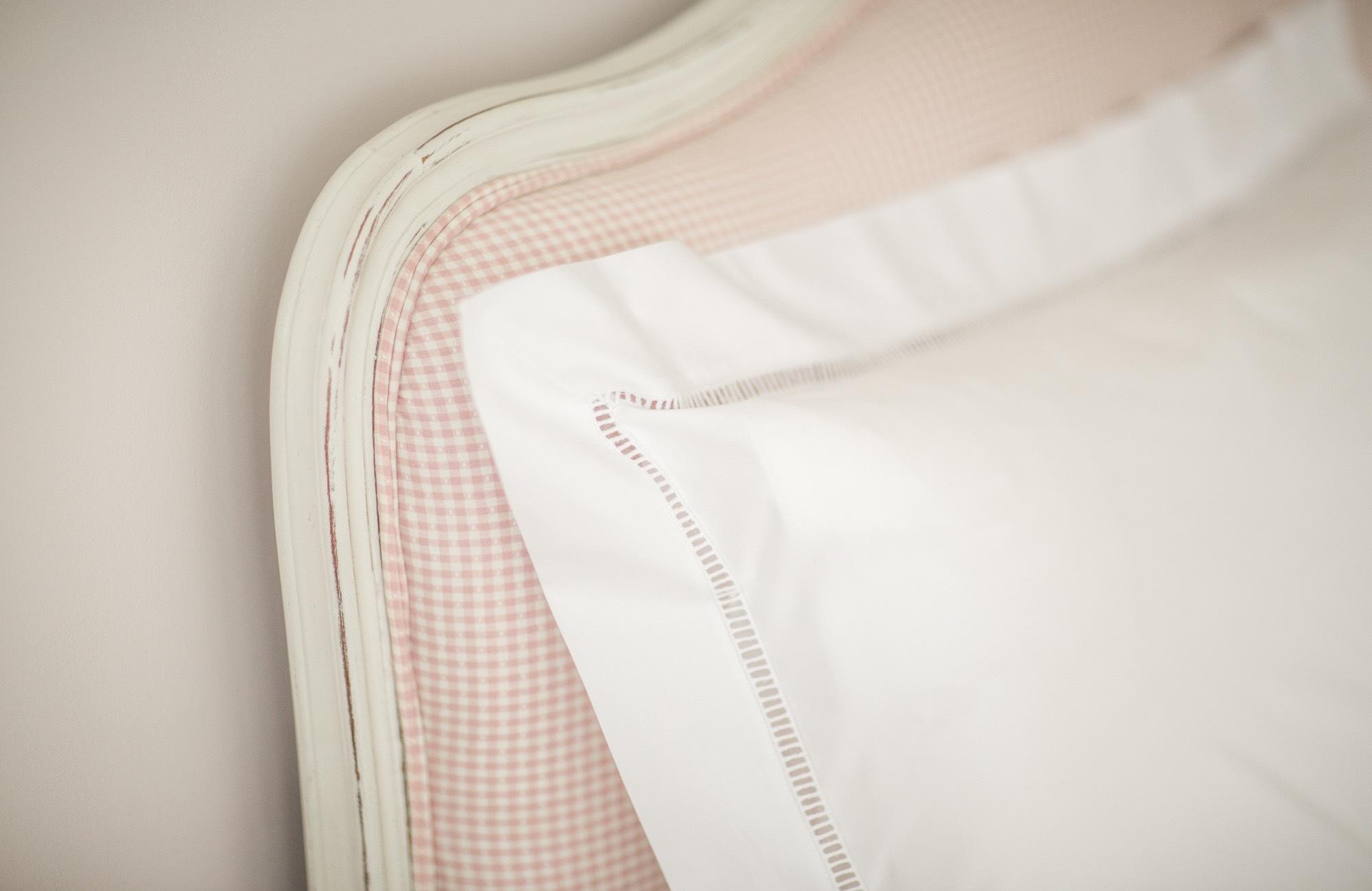 Ladderstitch Pillow
