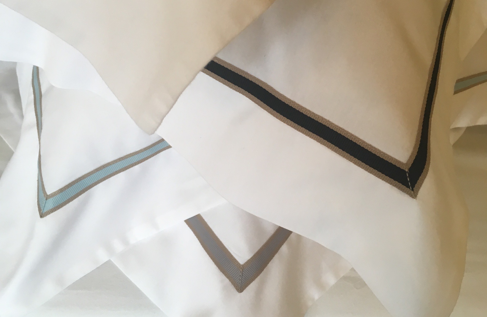 Oatmeal Stripe