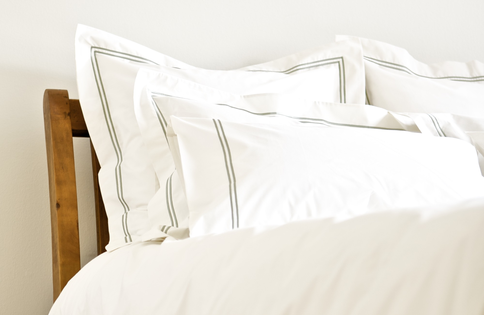 Corded Stitch Pillows